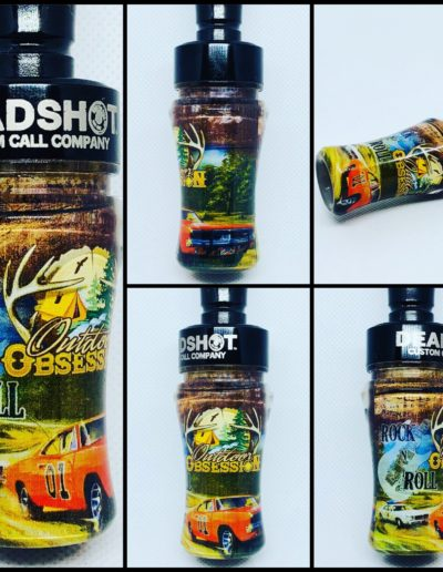 Deadshot Custom Theme Call