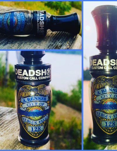 Deadshot Custom Law Enforcement Series