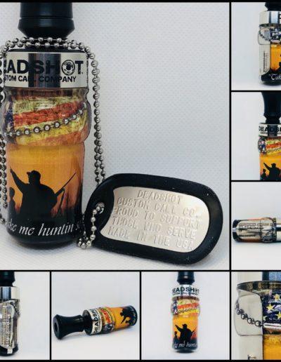 Deadshot Custom Memorial Call